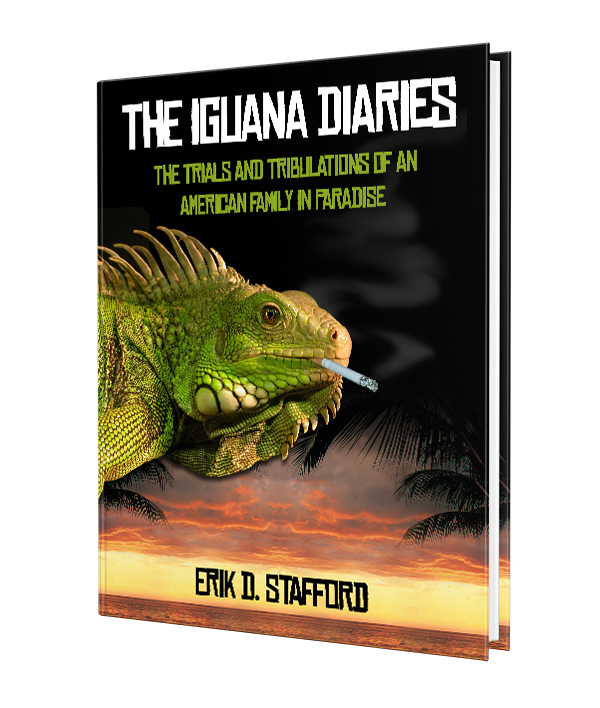 The Iguana Diaries - Caribbean Adventure